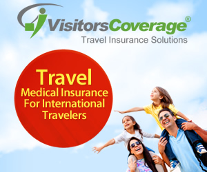 Visitors Coverage - Travel Insurance Solutions